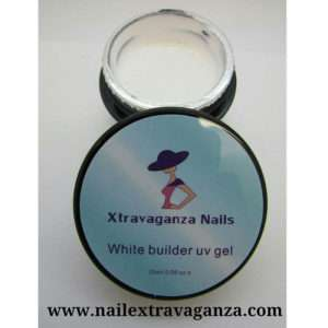 Extravaganza White Builder Gel 1/2 oz