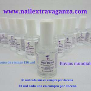 Xtra Resin per dozen pieces (Professional glue)