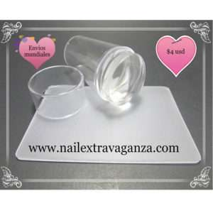Jelly Stamper Clear Color