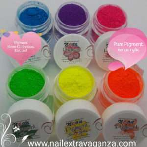 Pigment Neon Collection (Not Acrylic)