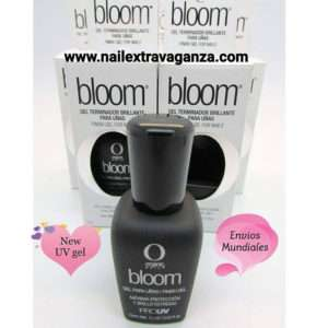 Organic Nails Finish UV/LED Gel (BLOOM) 15ml