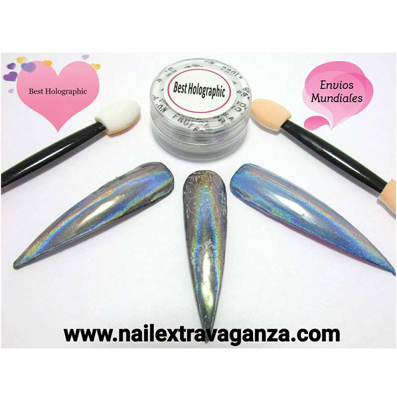 Pigment Best Holographic Mirror Podwer 2grms