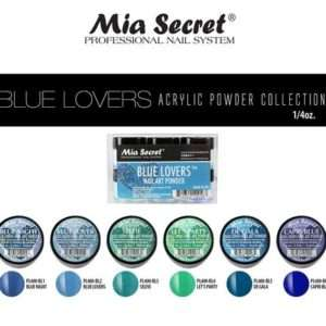 (1) Mia Secret Blue Lover Collection 6pzs