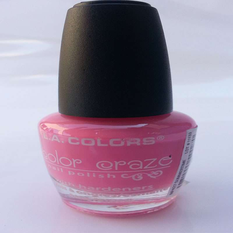 L. A. Color Baby Pink (13ml)