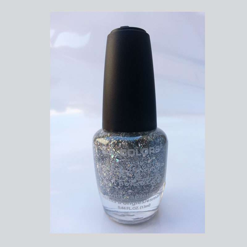 L. A. Color Silver Shimmer (13ml)