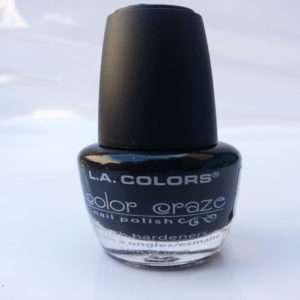 L. A. Color Black (13ml)