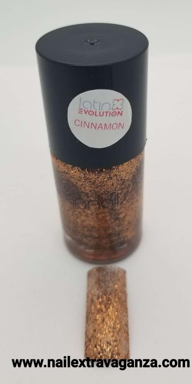 Latin Nails Glitter Cinnamon 15ml