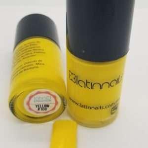 Latin Nails Base Yellow 15ml