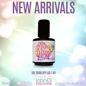 Latin Nails Love Gloss (15ml)