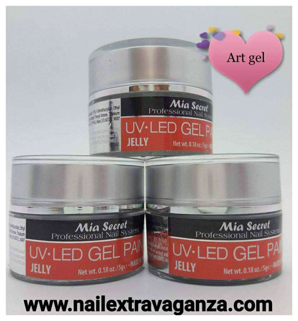 . Painting Gel 5grms Color Jelly