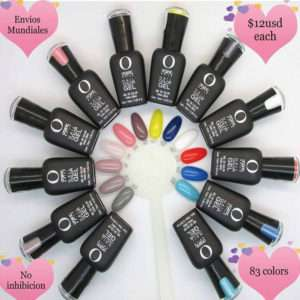 Organic Gel Colors (choose your number) 22 to 33