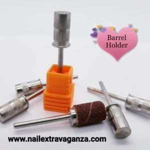 Barrel Holder 3/32mm