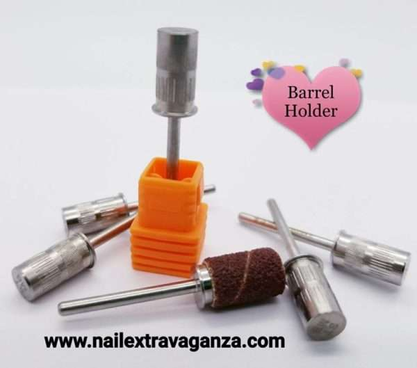Barrel Holder 3/32mm