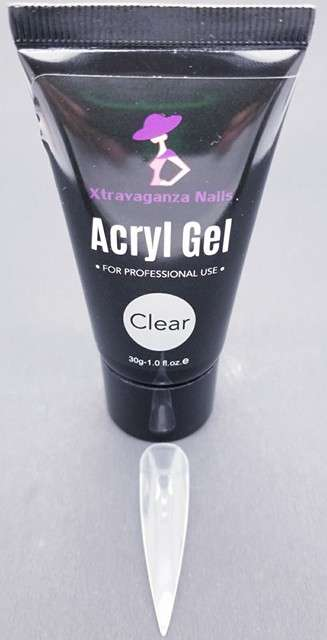 Poly Gel Clear Color
