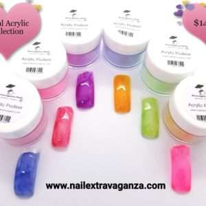 Acrylic Collection Vitral (6 colors 1/4oz jars)