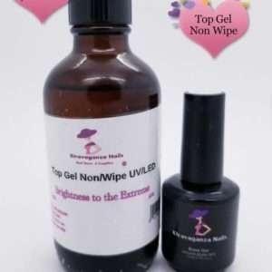 Xtra Top Non/Wipe Gel (Finisher all purpose) 4oz or 8oz
