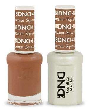 DND - Gel & Lacquer - Butternut Squash - #418