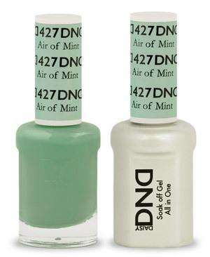 DND - Gel & Lacquer - Air of Mint - #427