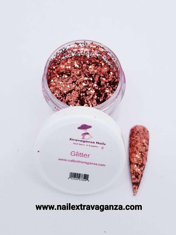 Glitter Ruby 1oz jar
