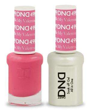 DND - Gel & Lacquer - Be My Valentine - #499