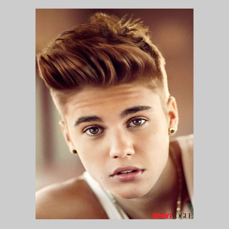 Justin Bieber (Nail Decal)