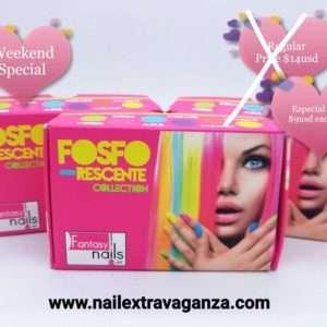 . Fantasy Fosforecente Collection 6jars 7grms
