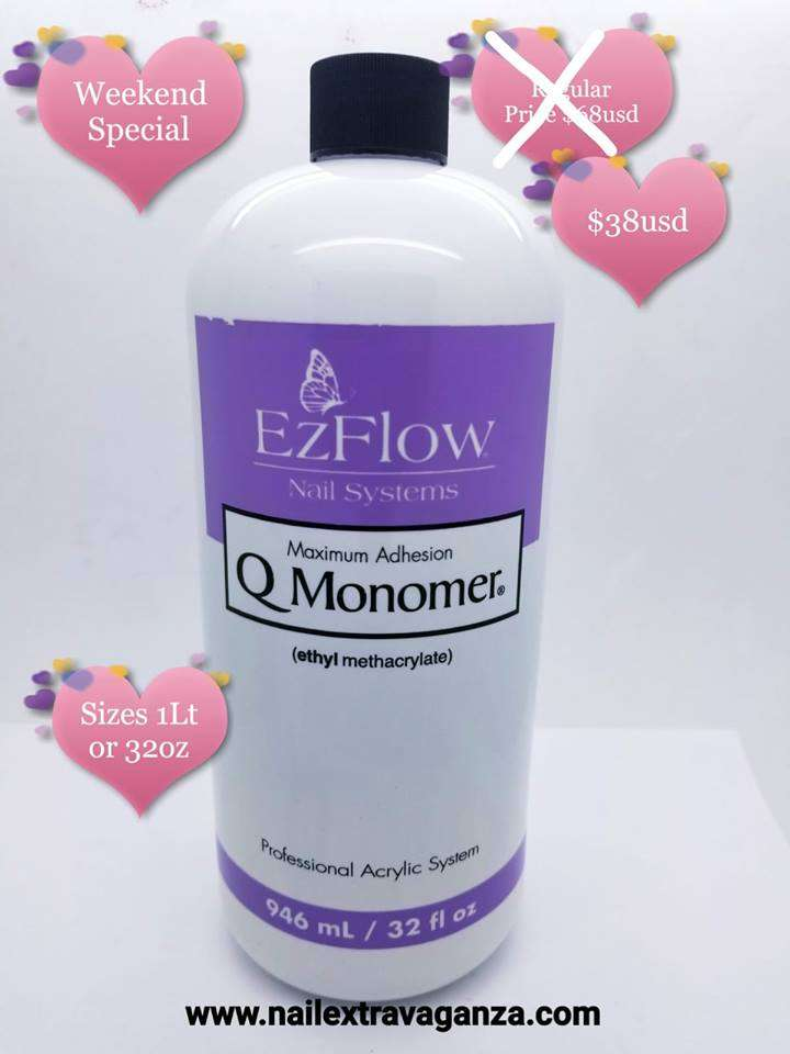 . EZ flow Monomer 1litter (32oz)