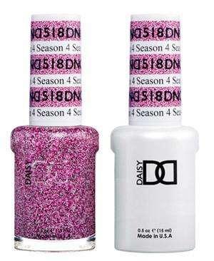 DND - Gel & Lacquer - 4 Season - #518
