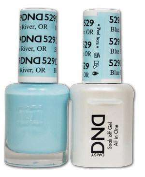 DND - Gel & Lacquer - Blue River, OR - #529