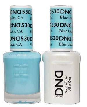DND - Gel & Lacquer - Blue Lake, CA - #530