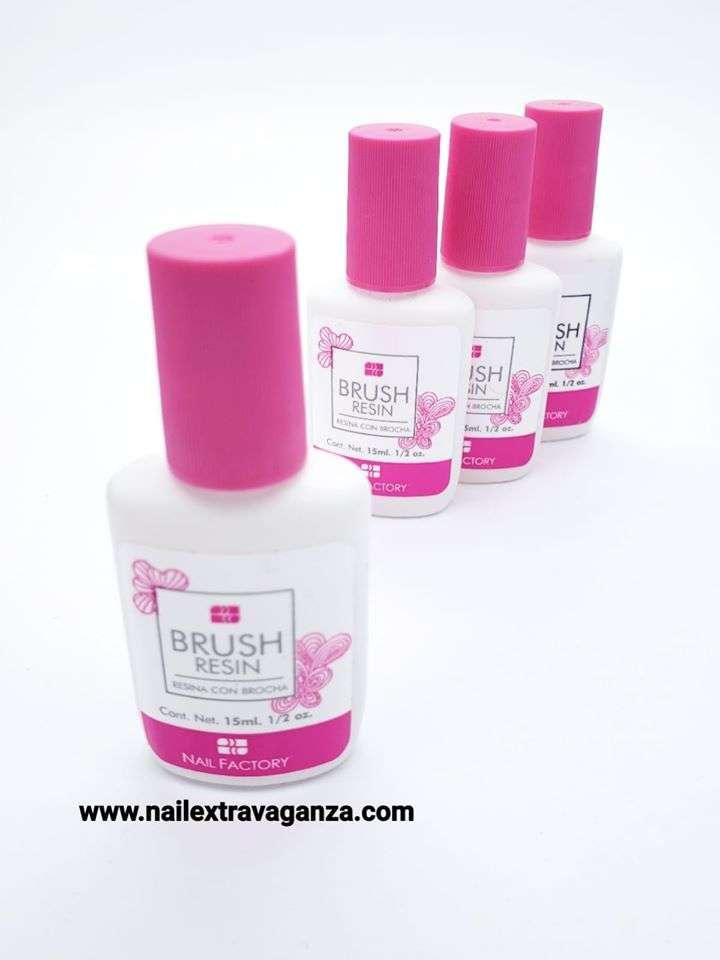 Organic Nails Resina 1/2 Oz (15ml)