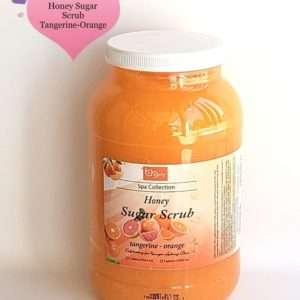 Honey Sugar Scrub Tangerine-Orange
