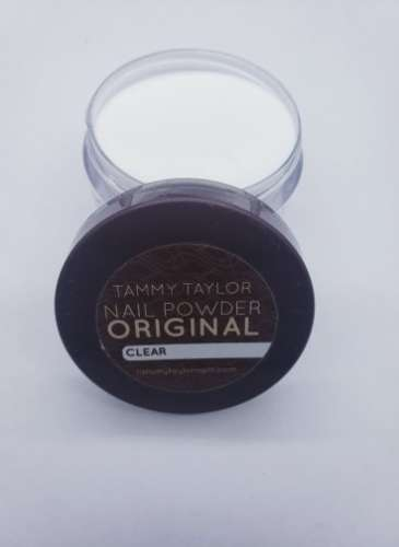 Tammy Clear acrylic Nail Powder Original 1.5 oz