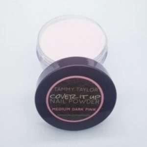 Tammy Dark Pink Acrylic Nail Powder 1.5 oz Cover Up